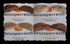 Knusperreich Cookies Test