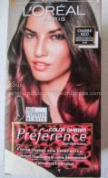 Loreal Ombre Red Rot