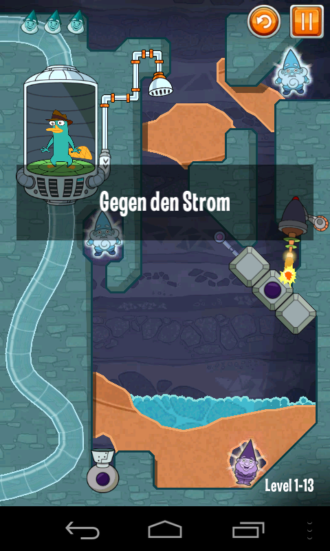 wo ist mein perry