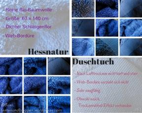 Hessnatur Handtücher Duschtuch