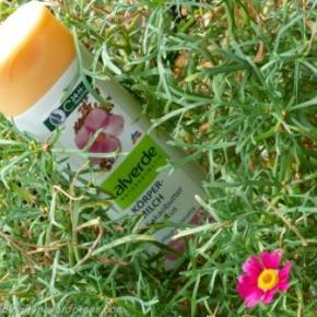 Alverde Naturkosmetik Körpermilch für mehrPflege