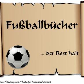 Fußballbücher zum Schluss für denRest