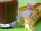 Medium Roast Bosch Mixer Kaffee Bananen Shake
