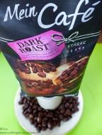 Melitta Mein Cafe Dark Roast Kaffeebohnen