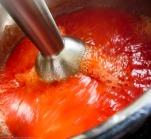 Tomatensaft Rezept Bosch Maxomixx #kgboschmaxomixx
