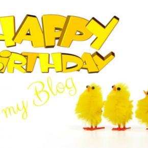 3 Jahre Bloggen und Testen – die Zeit rast imSchneckentempo
