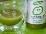 Innocent Smoothie Test Kiwi Apfel Limette