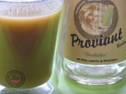 Proviant Smoothie Bio Grashüpfer
