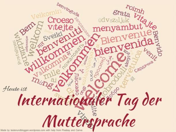 Int. Tag der Muttersprache