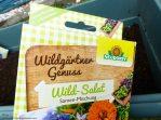 Wild Salat von Neudorff #WildgärtnerGenuss