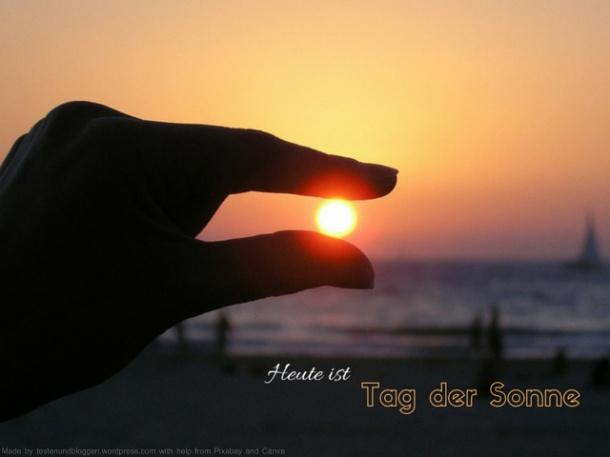Tag der Sonne
