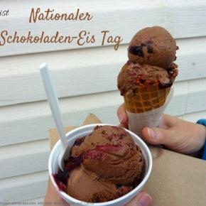 Heute ist: Nationaler Schokoladen-EisTag