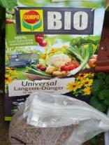 Compo Bio Universal Langzeit Dünger