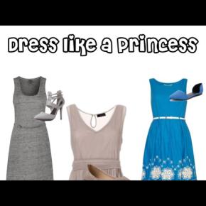 Dress like a princess – aber mit den richtigenSchuhen