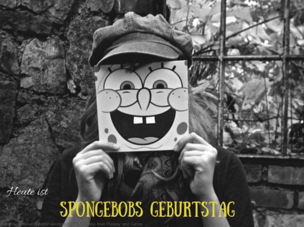 Spongebobs Geburtstag
