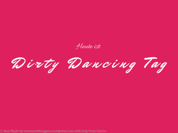 Dirty Dancing Tag