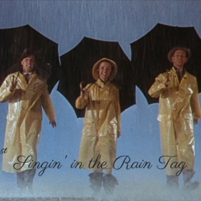 Heute ist: Singing in the RainTag