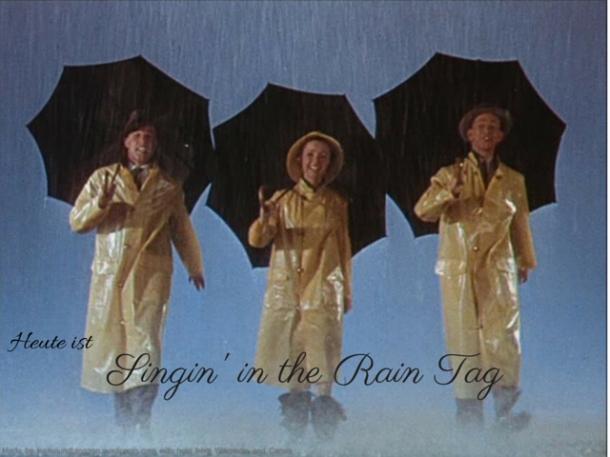 Singin' in the Rain Tag