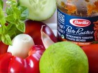 Barilla Pesto Rustico Salat getrocknete Tomaten