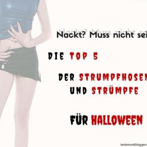 Top 5 der Halloween Strumpfhosen und Strümpfe fürHalloween