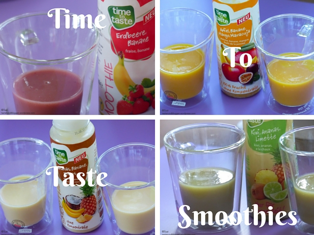 Time To Taste Smoothies
