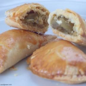 Mini-Pasteten mit Barilla Pesto Rustico Aubergine mitKräutern