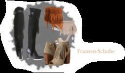 Trendschuhe im Herbst Fransenschuhe