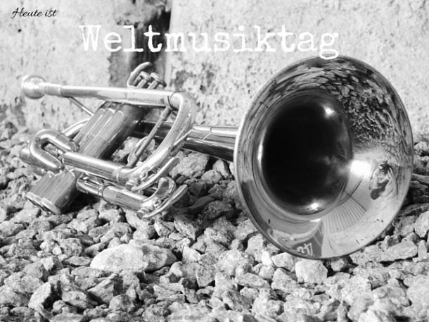 Heute ist Weltmusiktag