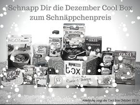 Frostiges Schnäppchen bei Brandnooz mit der Cool Box Dezembermachen
