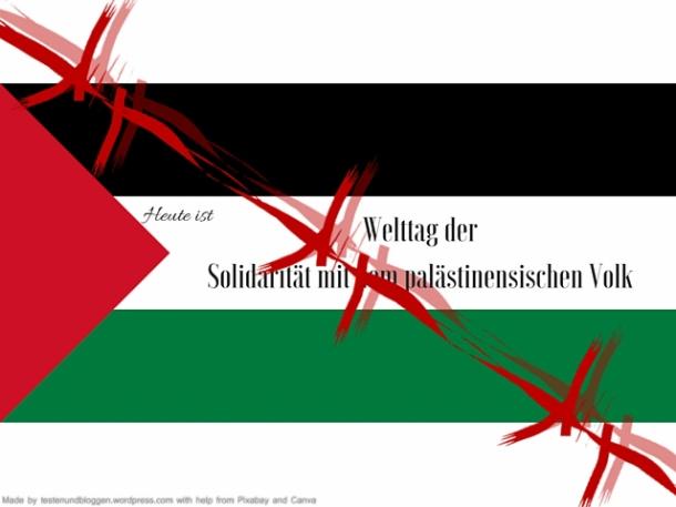 Welttag der Solidarität mit dem palästinensischen Volk-2