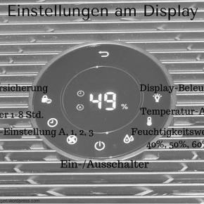 Der Philips Luftwäscher HU5930/5931 befeuchtet und reinigt +Video