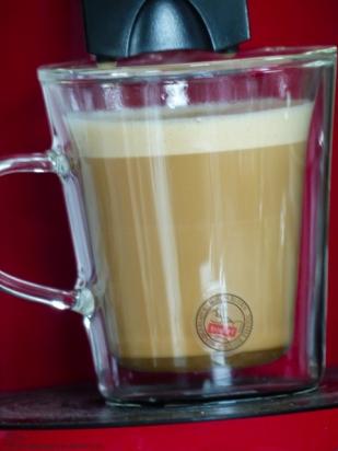 Senseo Cafe Latte Pad