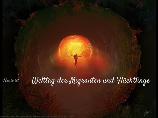 Welttag der Migranten und Flüchtlinge