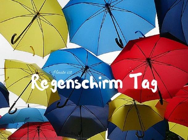 Regenschirm Tag