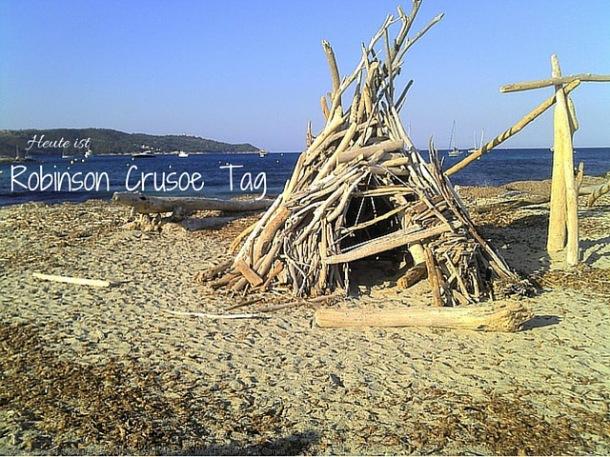 Robinson Crusoe Tag