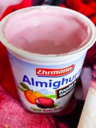 Ehrmann Almighurt Frucht & Gemüse Apfel Rote Beete