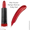 Max Factor Marilyn Monroe Ruby Red