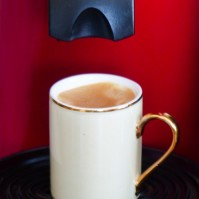 Senseo Extra Strong Espresso mit Brühstopp