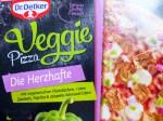 Dr. Oetker Veggie Pizza die Herzhafte