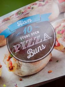 Galileo Ham Pizza Buns