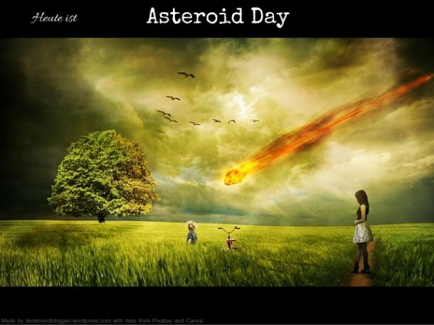 Heute ist Asteroid Day