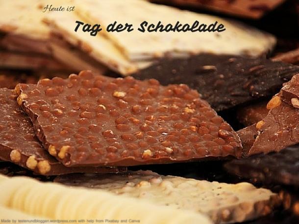 Tag der Schokolade Welttag