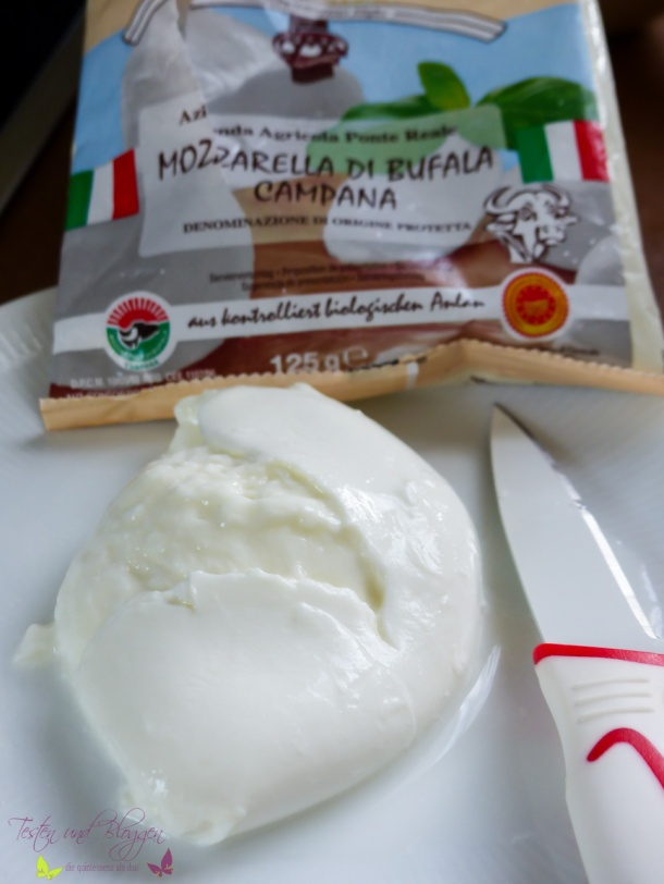 Büffelmozarella Bio Italien