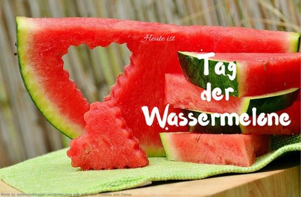 Heute ist Tag der Wassermelone-2
