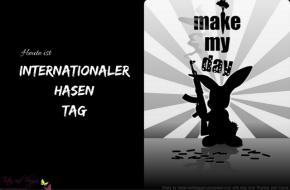 Heute ist: Internationaler Tag derHasen