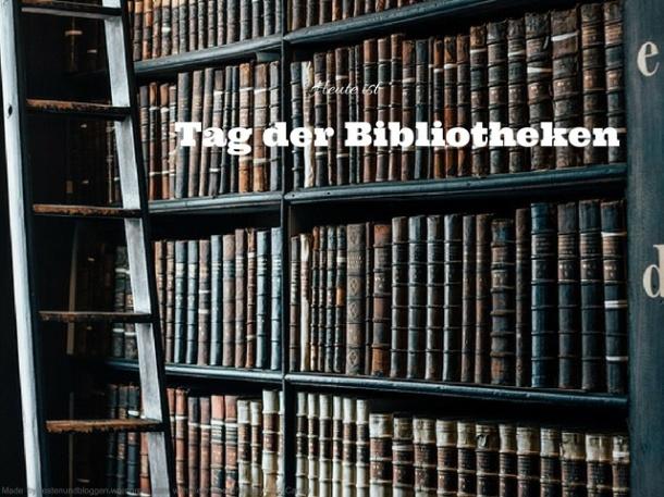Heute ist Tag der Bibliotheken