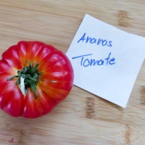 Tomatensorten: Ananas-Tomate