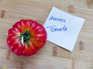 Tomatensorten Ananas Tomate