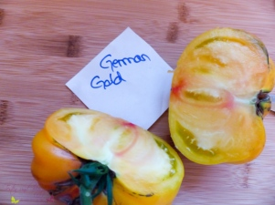 Tomatensorten German Gold