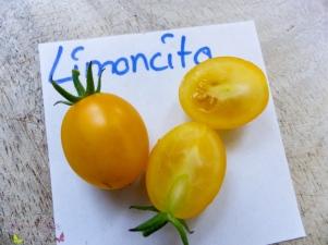Tomatensorten Limoncito
